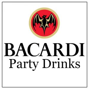 Bacardi Party Drinks Ready to Drink