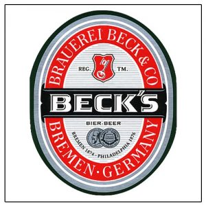beck's beer beck's co