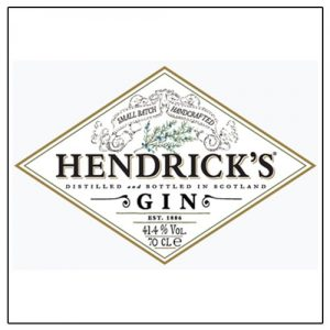 Hendrick's Scottish Gin