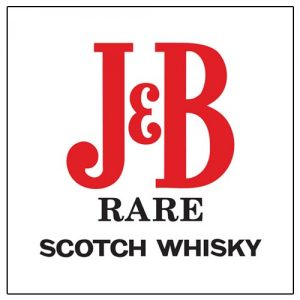 J&B Scotch Whiskey