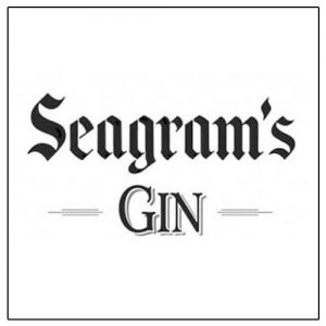 Seagram's Gin Whiskey