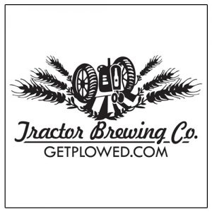 Tractor Brewing Company Beer